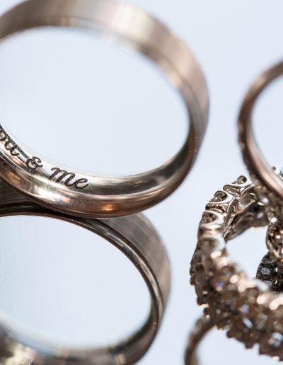 Lasergravure Ring